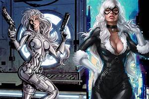 BLACK CAT/SILVER SABLE /// NEW MUTANTS [Movie News]: Fox ...