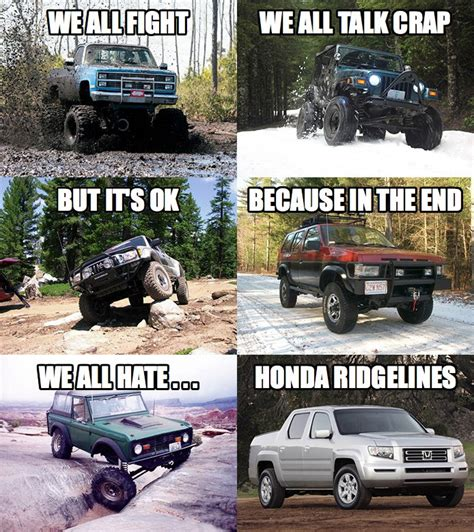 Lifted Truck Memes - i love my toyota s and my jeeps trucks pinterest monster mud el camino and toyota cars