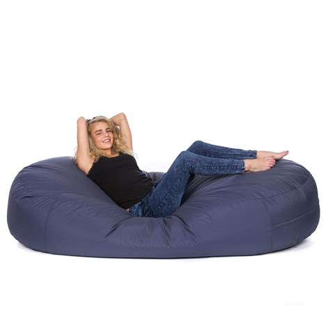 Pink Fur Chair by Indoor Outdoor Sofa Bed Bean Bag