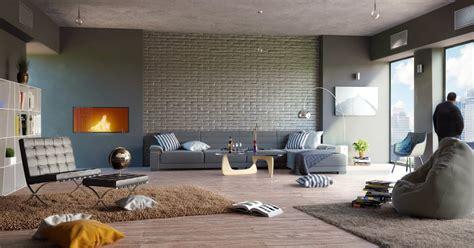 artwork  screen artists lounge room model blender