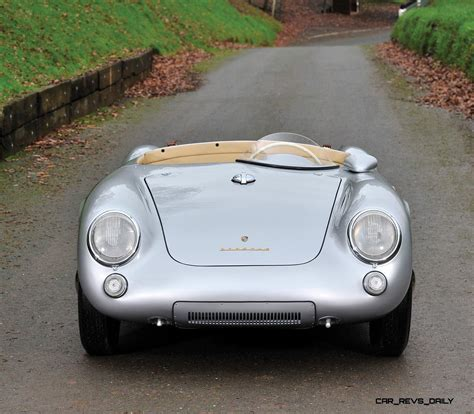 porsche spyder this 1955 porsche 550 spyder is worth 4k per pound
