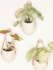Cache Pot Suspendu : 10 id es d co pour vos plantes joli place ~ Premium-room.com Idées de Décoration