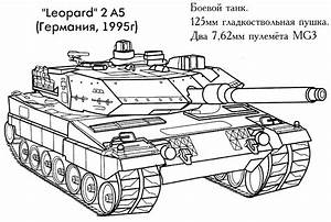 Army Tanks Coloring Pages - AZ Coloring Pages
