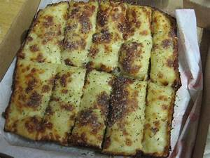 Review: Little Caesars - Italian Cheese Bread | Brand Eating