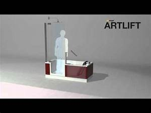 Mischbatterie Für Badewanne Mit Dusche : badewanne mit dusche t r und hebesitz optimal f r die badezimmersanierung youtube ~ Markanthonyermac.com Haus und Dekorationen