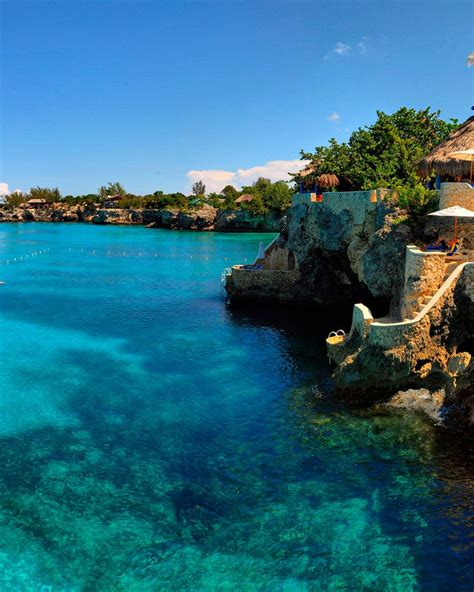 caves negril jamaica resort review conde nast