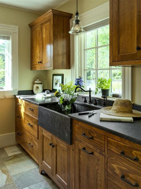 25+ Best Ideas About Wood Cabinets On Pinterest  Natural