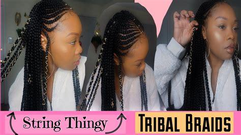 accessorizedecorate  braids tribal braids
