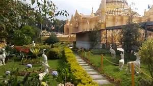 Menakjubkan Pagoda Emas Lumbini Berastagi Tertinggi Di