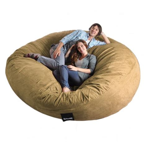 Make Your Own Lovesac by 78 Best Ideas About Large Bean Bag Chairs On