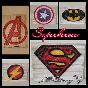 Superheros Avengers Captain America Batman The Flash