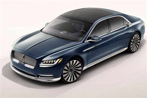 Lincoln Continental Is Reborn, Inspired By Its American