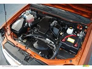 2006 Chevrolet Colorado Ls Regular Cab 2 8l Dohc 16v Vvt Vortec 4 Cylinder Engine Photo