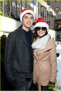 Lucy Hale & Italia Ricci Celebrate '25 Days Of Christmas ...