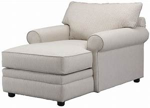 Klaussner Comfy 36300 CHASE Casual Chaise Lounge Dunk