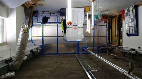 blue   asbestos removal company  watford uk