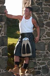 kilt | I do this because...