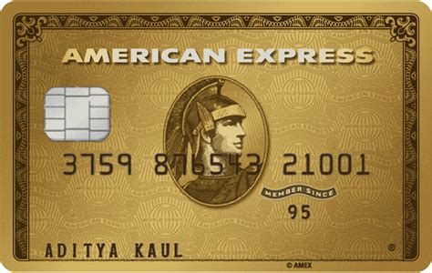 gold charge card american express india