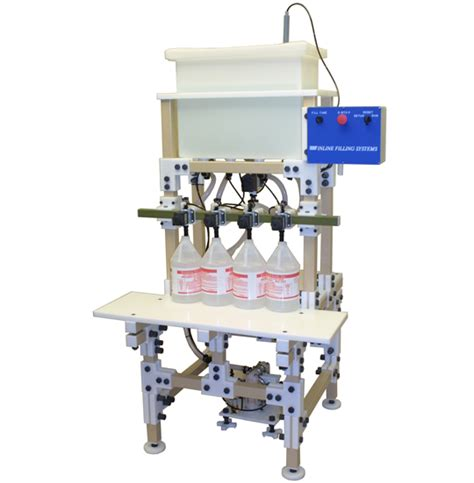 with bottle filler corrosion resistant gravity filling machine