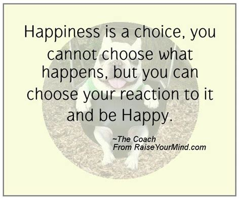 happiness quotes happiness   choice