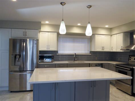 new rochelle modern kitchen remodeling project gustavo