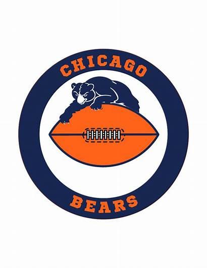 Bears Chicago Clipart Clip Vector Bear Logos