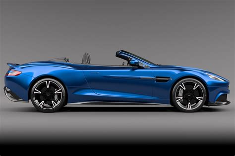 2018 Aston Martin Vanquish S Volante Exposed Automobile