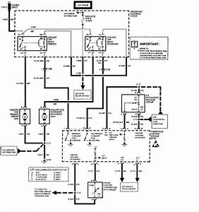 1992 Camaro Cooling Fan Wiring Diagram
