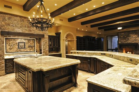 one house plans with large kitchens luxury kitchens photo gallery luxury home gallery