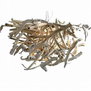 Lustre En Bois Flotté : les 25 meilleures images propos de luminaires bois flott sur pinterest nature lampe en ~ Teatrodelosmanantiales.com Idées de Décoration
