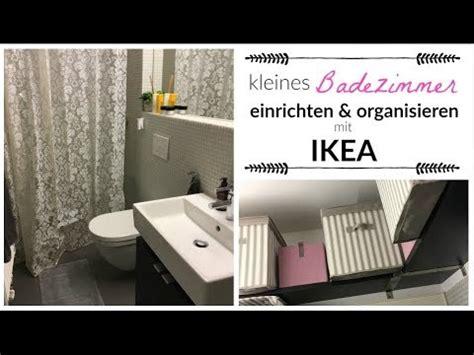 Kleines Bad Organisieren by Kleines Bad Einrichten Organisieren Mit Ikea