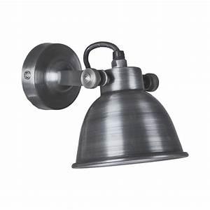 Lampe Industrie Look : lampe industrie look free glighone retro vintage wandlampe wandleuchte e schwarz metall retro ~ Markanthonyermac.com Haus und Dekorationen