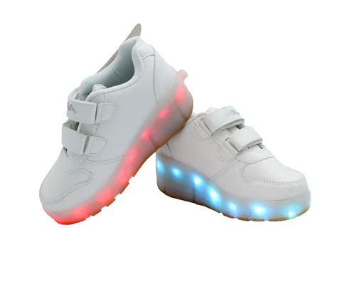 light up shoes turn off galaxy led shoes light up usb charging rolling wings kids