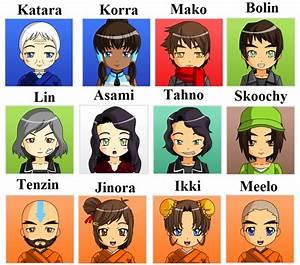 Legend of Korra by Brillonsloup on DeviantArt