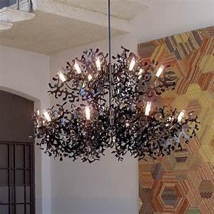 Grand Lustre Design : grand lustre design supercoral lumen center italia ~ Melissatoandfro.com Idées de Décoration