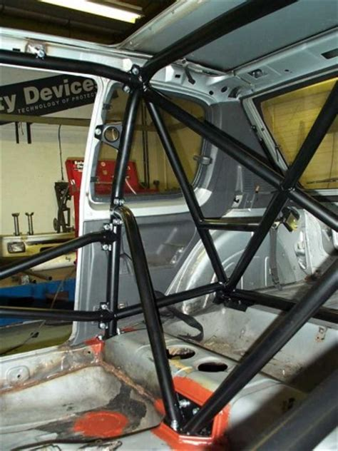 Peugeot 205 Multi Point Bolt-in Roll Cage | Safety Devices ...