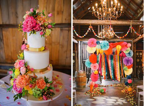 dont  afraid  bright wedding colors lake tahoe