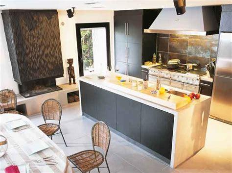 meuble cuisine 20 cm largeur un îlot de cuisine pour tous les styles le journal de la