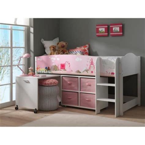 bureau fille 5 ans lit pour chambre de fille lit original pour aménager une
