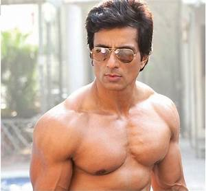 sonu sood body building pic - Google Search | Indian actor ...