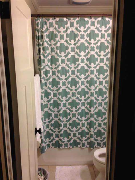 how to install shower curtain rod curtain ideas