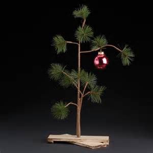 Christmas Ornament Stand by Good Grief Charlie Brown Pathetic Christmas Tree The