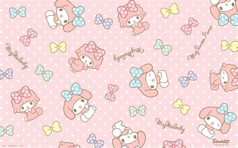 My Background My Melody Wallpaper 183