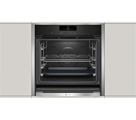 neff oven l cover buy neff b58ct68n0b slide hide electric oven stainless steel free delivery currys