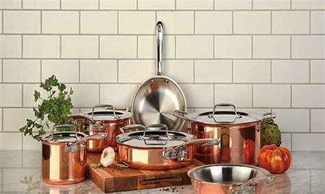 copper cookware sets   excellent choices