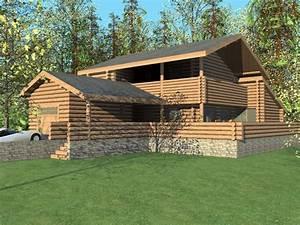Chalet En Bois Habitable Livré Monté : achat villa maison vente votre chalet bois massif de ~ Dailycaller-alerts.com Idées de Décoration