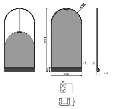 Sichtschutzfolie Rundfenster by Rundbogenfenster Sicht Und Sonnenschutz Ab Werk