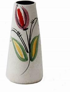 Dekoration 50er Jahre : vase blumenvase 50er 60er jahre vintage blumen dekoration wohnzimmer strandholzshop vintage ~ Sanjose-hotels-ca.com Haus und Dekorationen