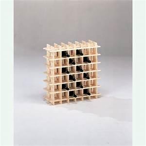 Casier à Bouteilles : casier vin en bois 36 bouteilles ~ Teatrodelosmanantiales.com Idées de Décoration