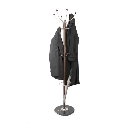 coat rack with umbrella stand hat umbrella coat stand clothes rack with marble base